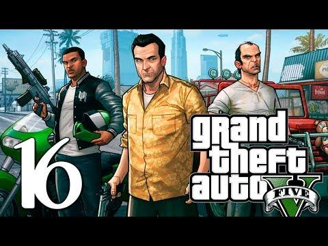 "Grand Theft Auto V | En Español | Capítulo 16 ""Bienvenida a la americana"" thumbnail"