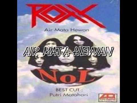 Roxx - Air Mata Hewan