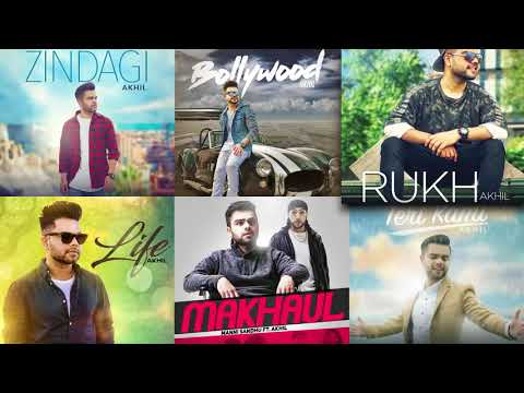 Best of Akhil | Audio Jukebox | Latest Punjabi Songs 2018 | Speed Records