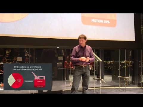 Krzysztof Palka – Clean and Green Hydrocarbons   IGNITE talks by the World Petroleum Congress Series
