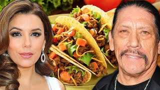 Which Celebrity Has The Best Taco Recipe?