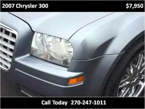 2007 chrysler 300 used cars mayfield ky youtube for Seay motors mayfield ky
