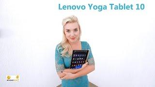 Обзор android-планшета Lenovo Yoga Tablet 10 HD Plus