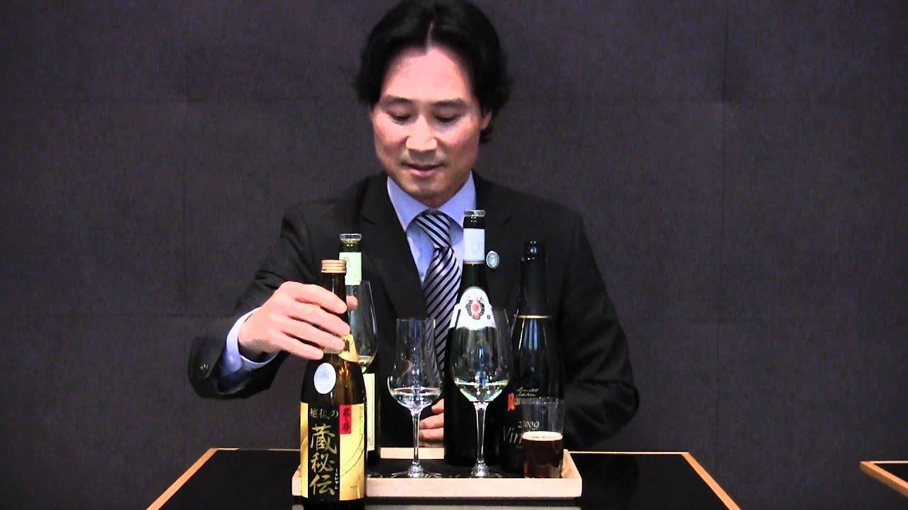 Yoon Ha presents the beverages of Benu