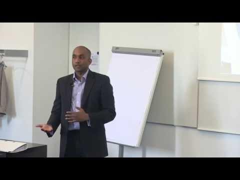 Humanitarian Challenges - MASHLM Guest Speaker Sanjayan Srikanthan