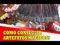COMO CONSEGUIR ARTEFATOS MÁGICOS - WICCA & MAGIA #051