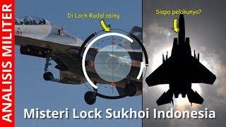 Siapa Pelakunya? Misteri Lock Pesawat Tempur Sukhoi Su-30MK2 Indonesia 2009