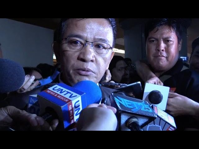 Faeldon on Trillanes: He's a liar