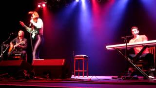"Karmin - ""Walking on the Moon"" (Live)"