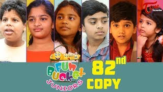 Fun Bucket JUNIORS | Episode 82 | Kids Funny Videos | Comedy Web Series | By Sai Teja - TeluguOne