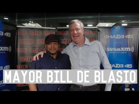 NYC Mayor Bill de Blasio Calls Out Gov Andrew Cuomo and Talks Rikers Island Reform