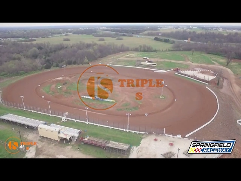 Springfield Raceway Arial Video Like and share