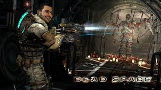 [18+] Шон играет в Dead Space (PC, 2008)