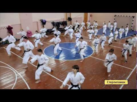 IV Чемпионат России по каратэ (WKC) 2013 (UTV Стерлитамак)