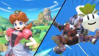 JE HAIS LES NAVETS (Super Smash Bros Ultimate)