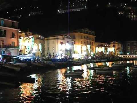 Fiesta sant 39 anna bagni sant 39 anna marina grande sorrento italy youtube - Bagni sant anna sorrento ...