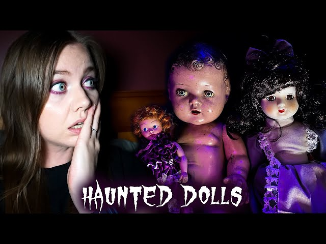 I Cannot Believe THIS HAPPENED! | Haunted Doll Investigation