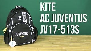 Розпакування Kite AC Juventus 14 л для хлопчиків JV17-513S