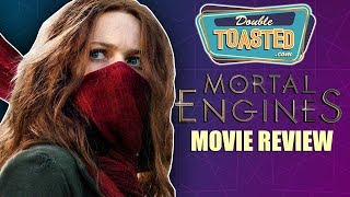 MORTAL ENGINES MOVIE REVIEW 2018