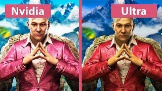 Far Cry 4 - Vergleich: PC auf ultra gegen NVIDIA Gameworks Features