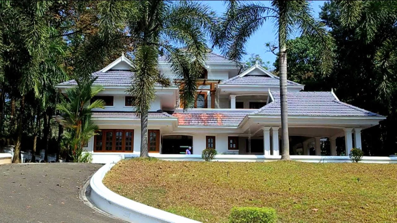 traditional style kerala homes in beautiful homes in jaihind tv
