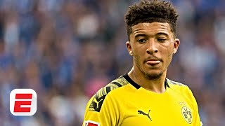 Where will Jadon Sancho end up if he leaves Borussia Dortmund? | Bundesliga