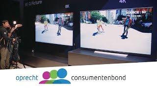 Samsung 8К Televisies - Кес 2018 (що?)
