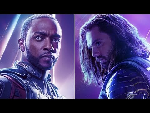 New Falcon And Winter Soldier News Comes In Hilarious Fashion