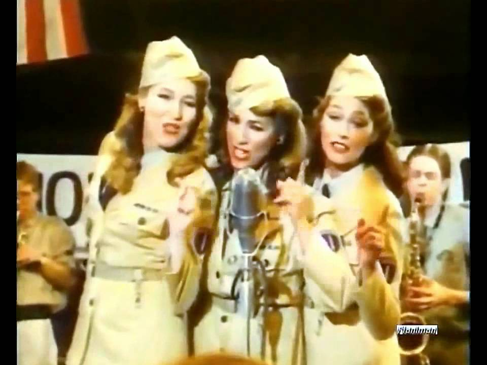 Star Sisters - Andrew Sisters-Medley 1985 - YouTube