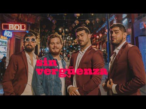 Simon Grossmann Ft. Los Rivera Destino - Sin Vergüenza (Video Oficial)