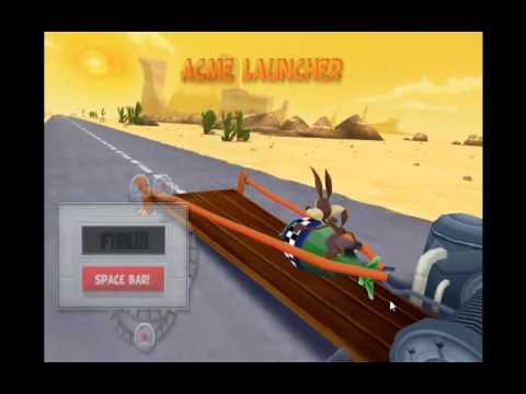 3doyunu.net.tr 3D Çakal ve Bip Bip Oyunu