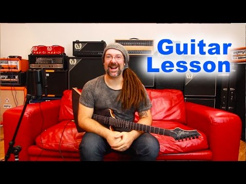 how to apply the modes in about 20 minutes - intermediate modal guitar lesson