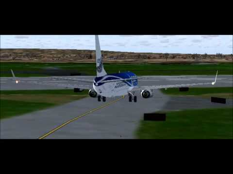 Durham Tees Valley Airport FS9 scenery Demo