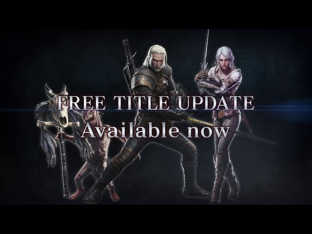 Monster Hunter: World x The Witcher 3: Wild Hunt - Available Now