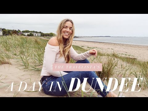 A Day in Dundee - My Solo Scottish Rail Trip Part 1 | The Travelista