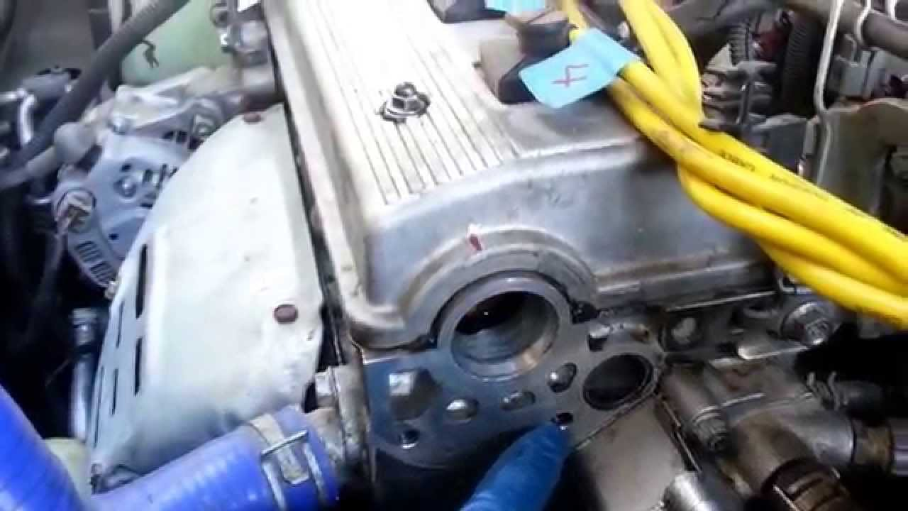 how to change the distributor o ring on a toyota corolla 7afe 1 8l corolla 93 97 jdm custom how to change the distributor o ring on a toyota corolla 7afe 1 8l 4afe 1 6l to repair an oil leak youtube