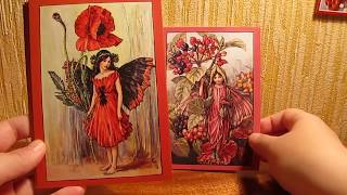 посткроссинг. postcrossing обзор открыток из магазина Красный лис