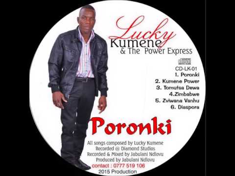 Lucky Kumene & The Power Express    Zviwana vanhu