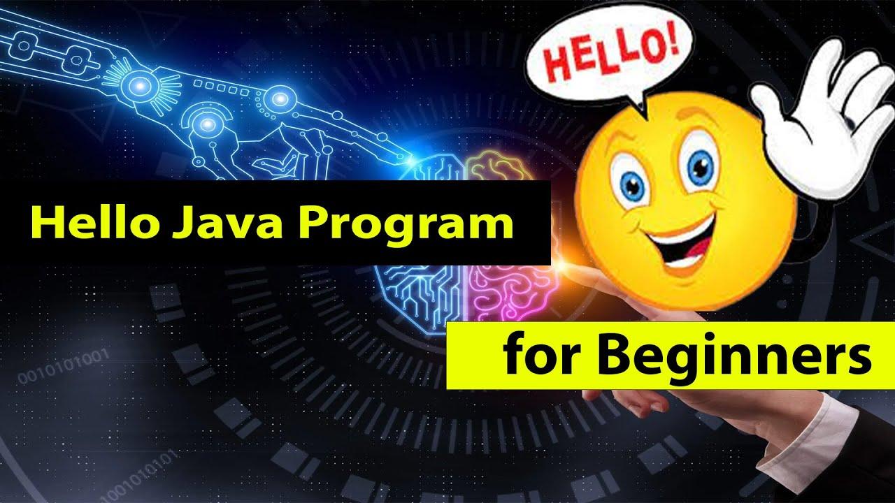 Java Hello World Example | Simple Program of Java - Javatpoint