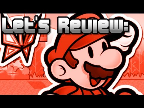 Let's Review: Super Paper Mario