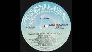 Klymaxx - Divas Need Love Too (Extended Version)