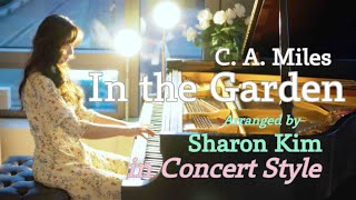 I Come to the Garden Alone Arranged by Sharon Kim 저 장미꽃 위에 이슬 찬송가 피아노 찬양