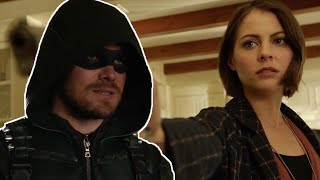 Arrow Season 4 Episode 22 Trailer Breakdown - Lost in the Flood