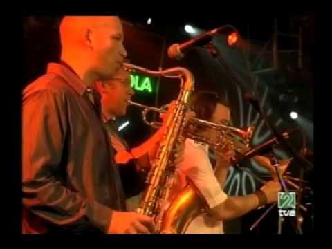 Incognito Live at Vitoria-Gasteiz Jazz Festival 2006