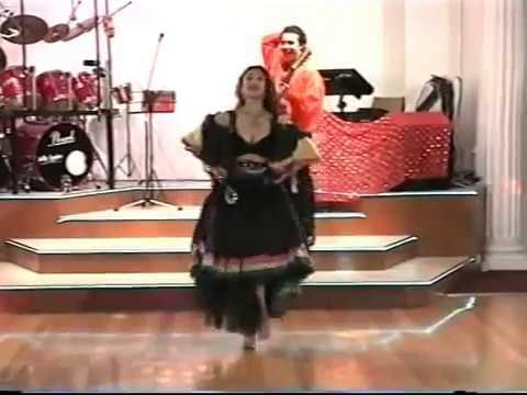видео: цыганское шоу