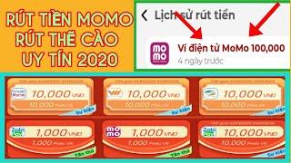 Choi Game Kiếm Tiền Trên Điện Thoại Rút Tiền MOMO Thẽ Cào Thẽ Game - PHN | Kiếm Tiền Online
