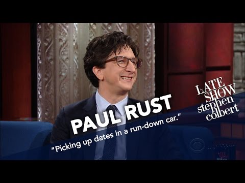 Paul Rust, Now Happily Married, Had A Rough Time On The Dating Scene