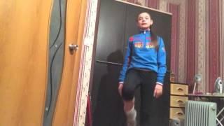Передача: Шаги к успеху ))) равновесие и поворот в пассе