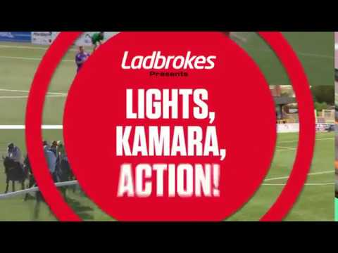 Ladbrokes   Lights, Kamara, Action! Celebration
