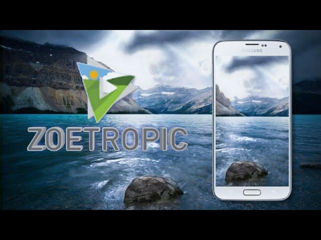 Aplikasi  Zeotropic no Watermark   Versi Premium + Tutorial Gratis ????